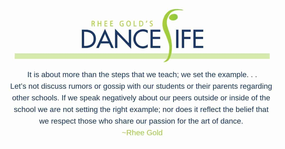 Respect Those Who Share - Rhee Gold