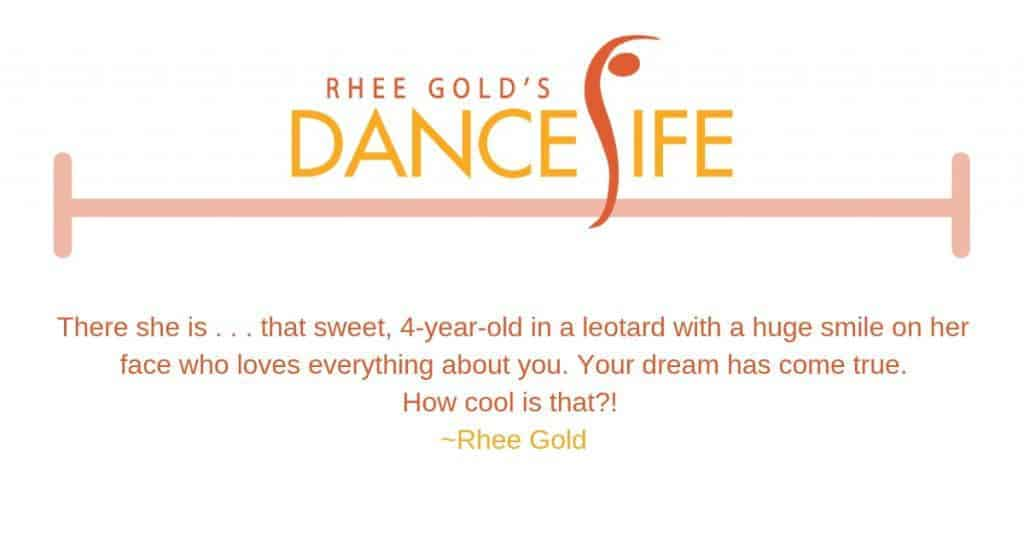 There She Is - Rhee Gold
