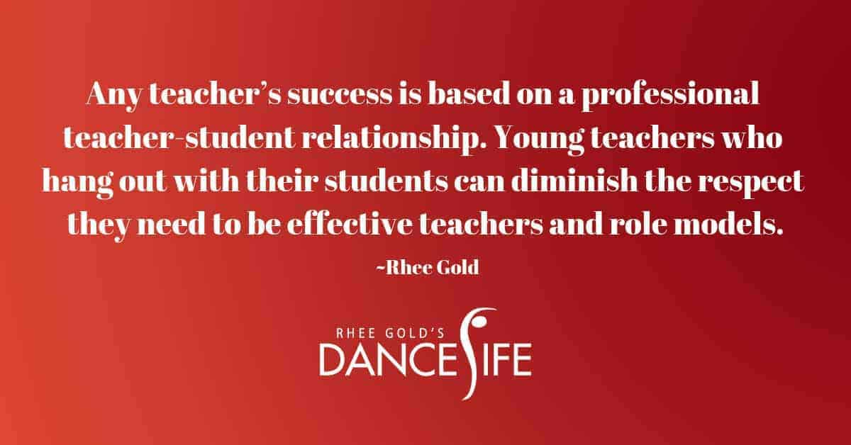 Professional Teacher - Rhee Gold