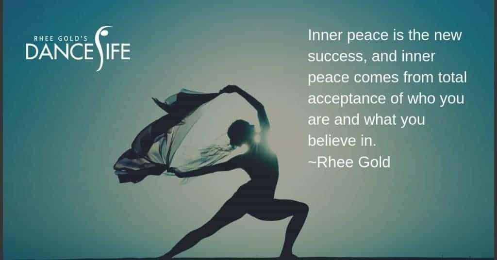 Inner Peace - Rhee Gold