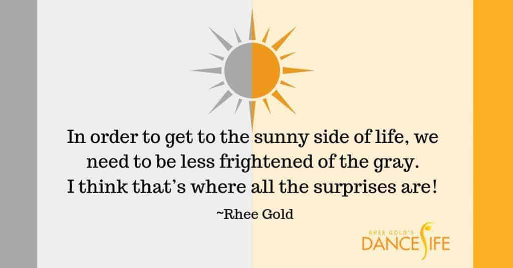 Sunny Side - Rhee Gold