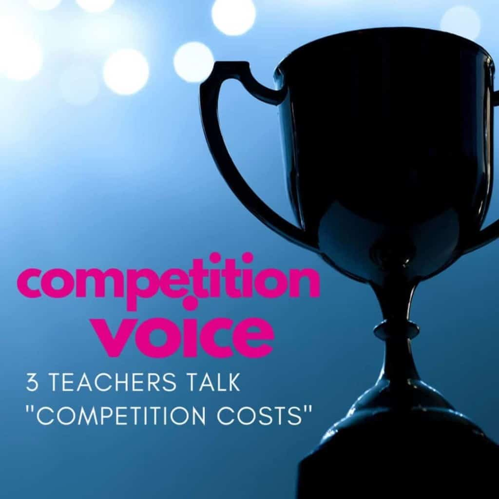 3 Teachers Talk Competition Instagram