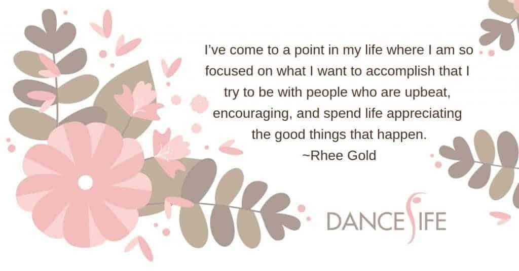 Good Things - Rhee Gold