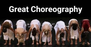 Great Choreography