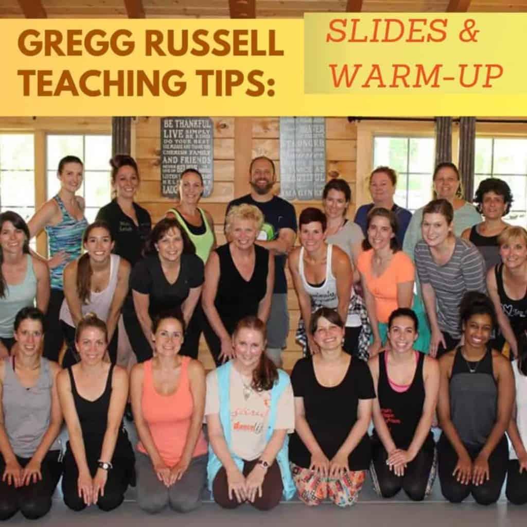 Gregg Russell Teaching Tips