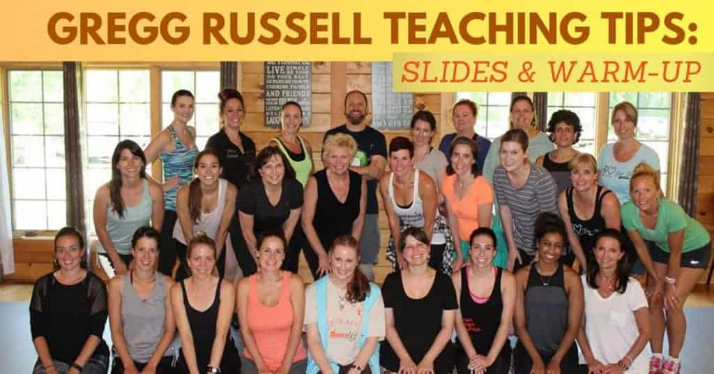 Gregg Russell Teaching Tips