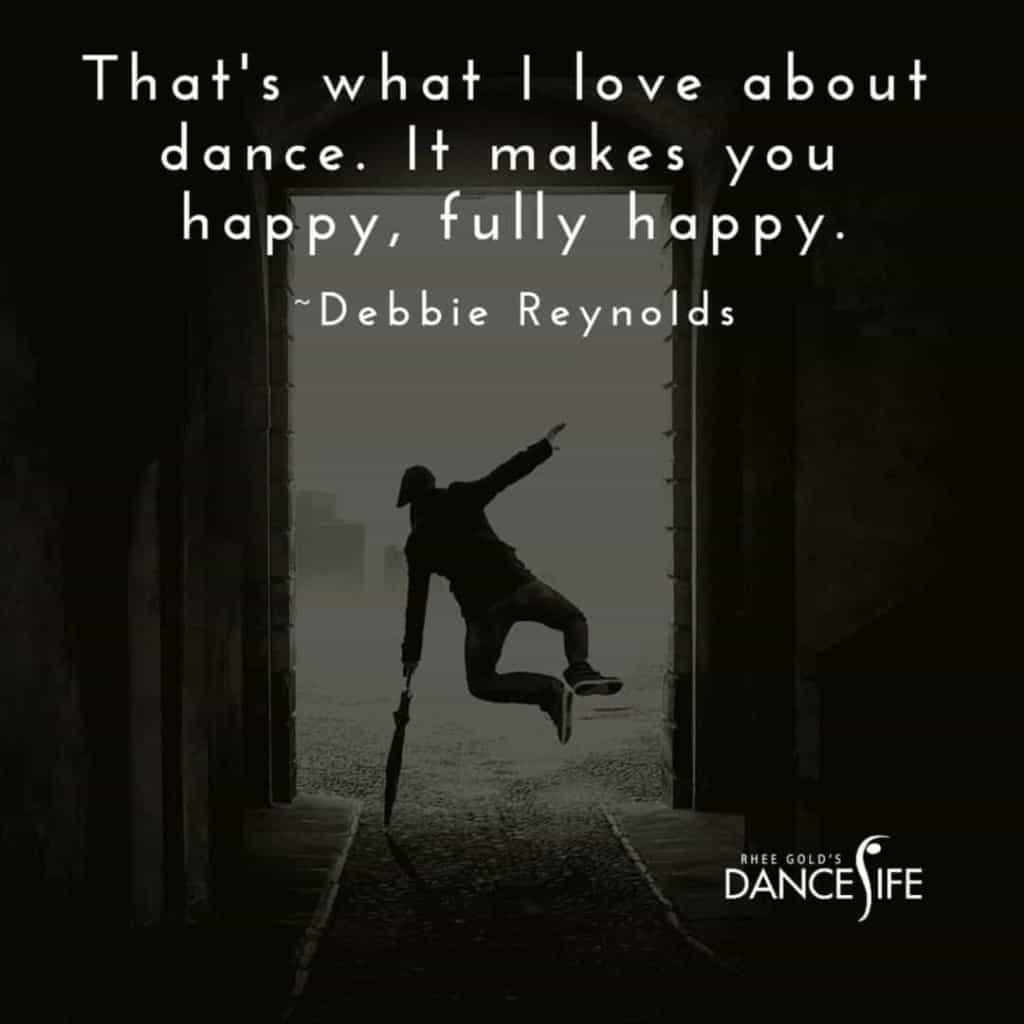 Happy, Fully Happy Debbie Reynolds