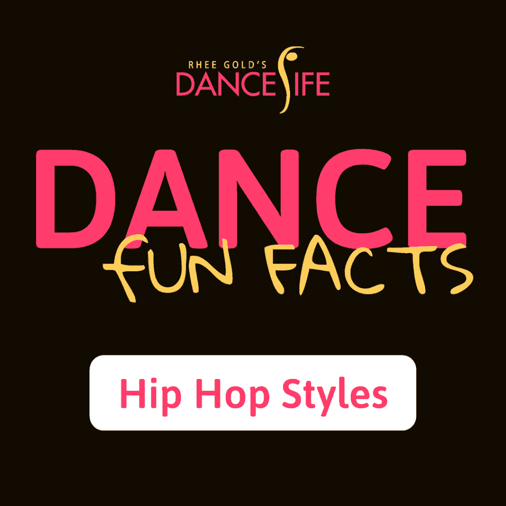 Fun Facts Hip Hop Styles