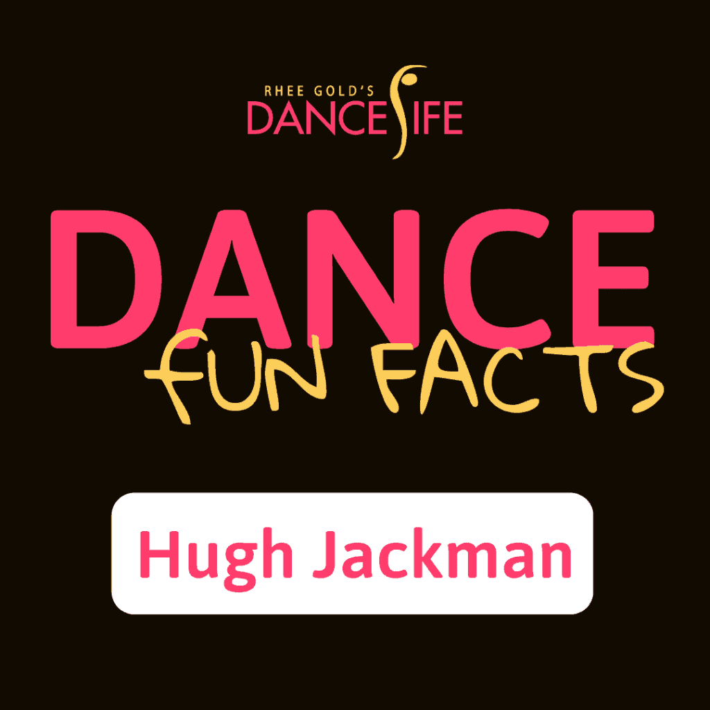 Fun Fact: Hugh Jackman
