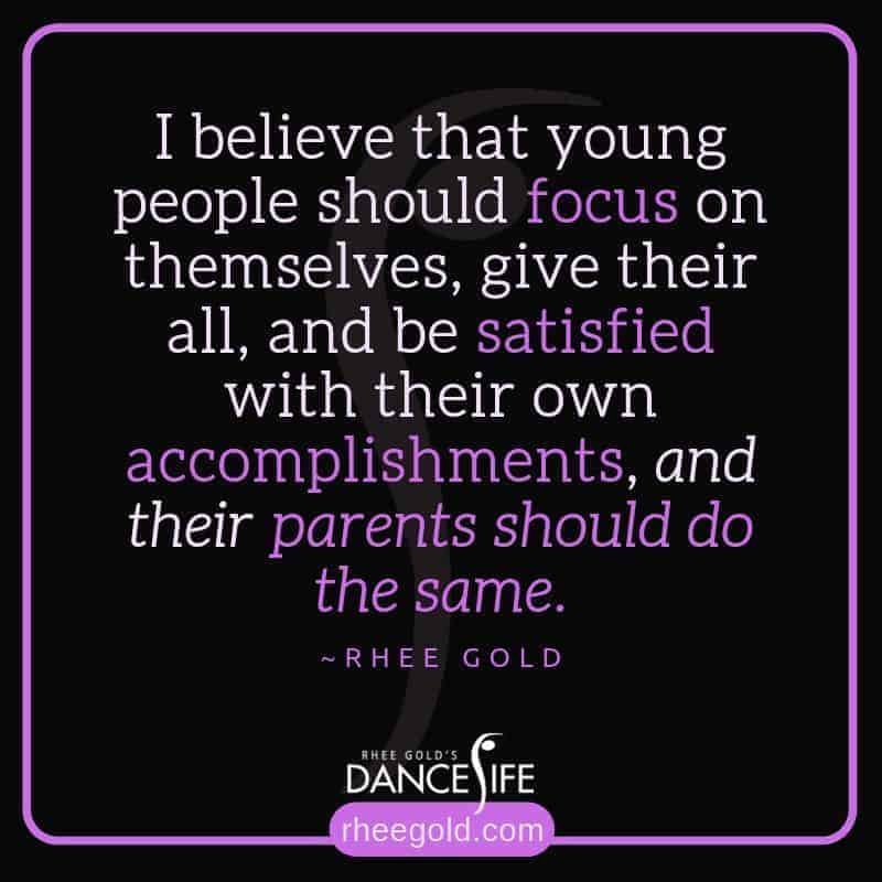 Real Life Quotes For Dance People