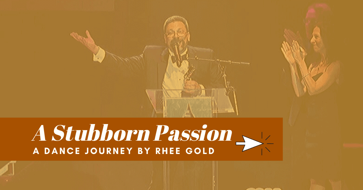 Rhee Gold A Stubborn Passion