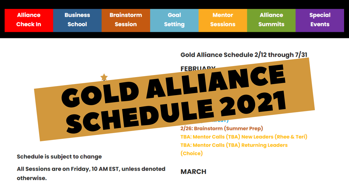 Gold Alliance Rhee Gold