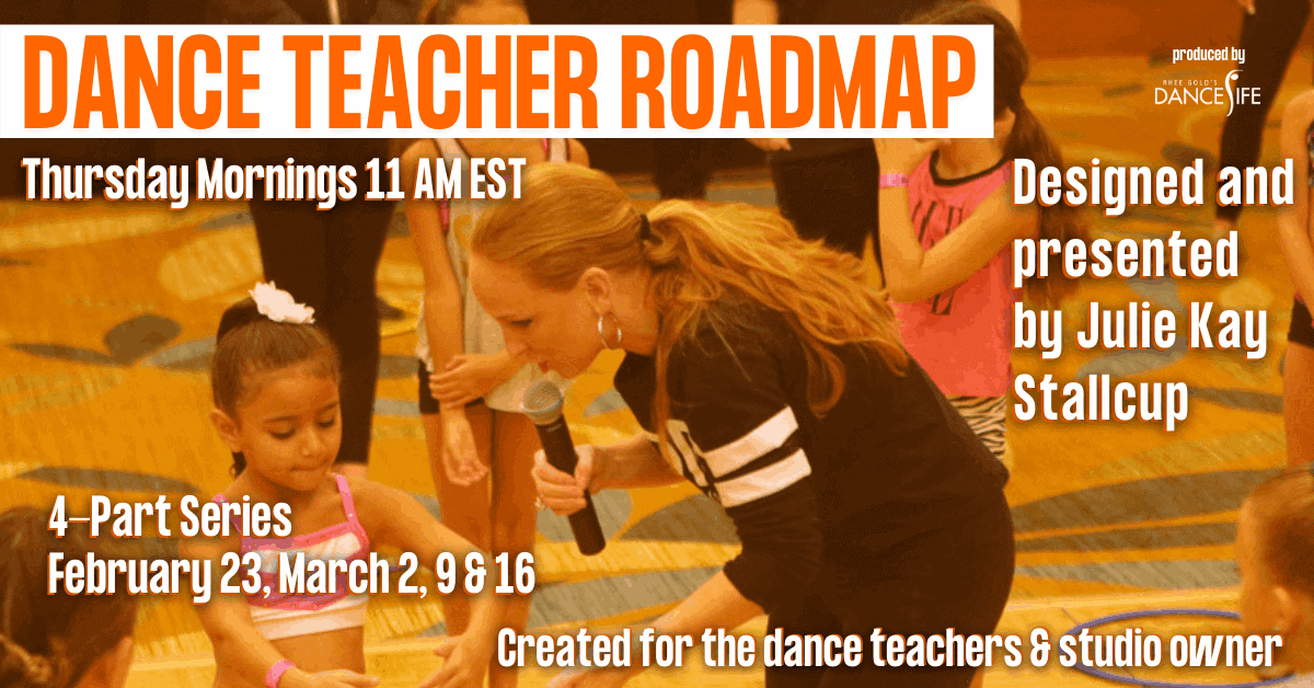 Dance Teacher Roadmap