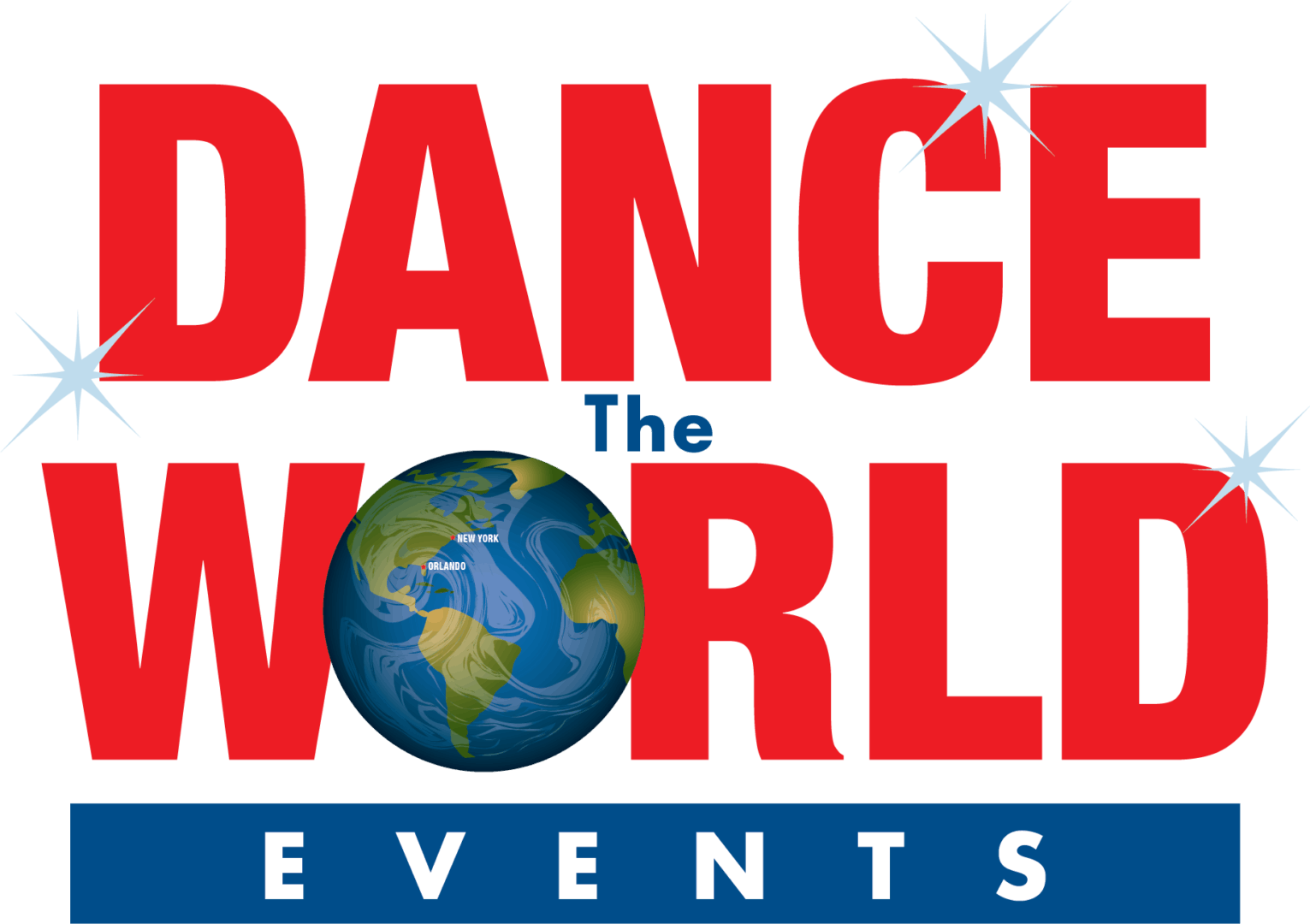 Dance The World Events Logo