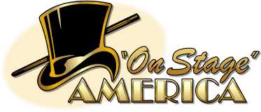 On Stage America Logo
