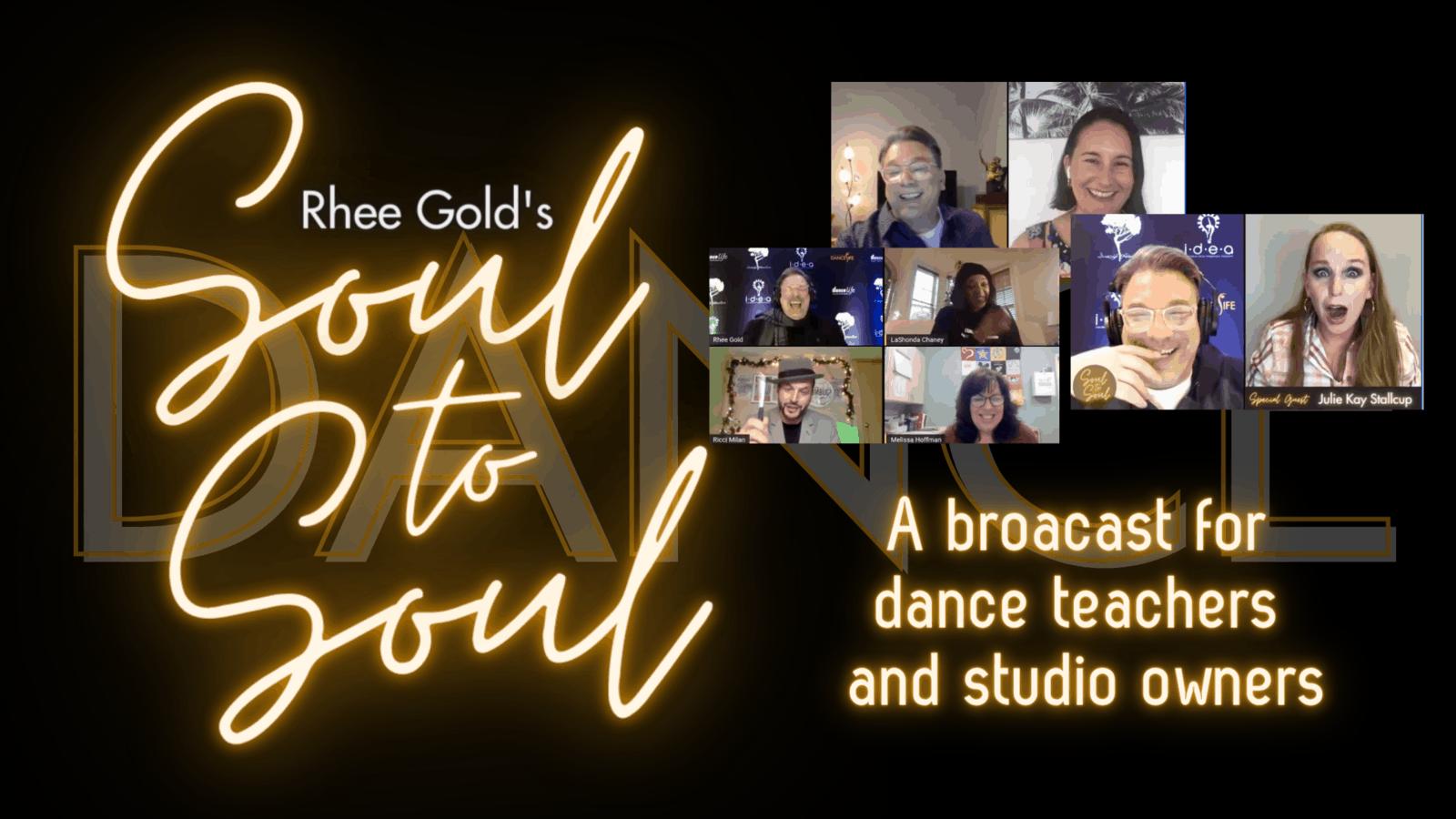 Soul to Soul Rhee Gold