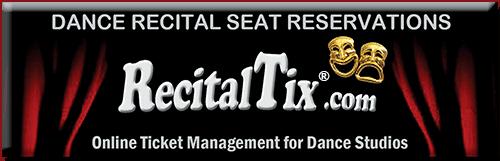 RecitalTix.com Logo