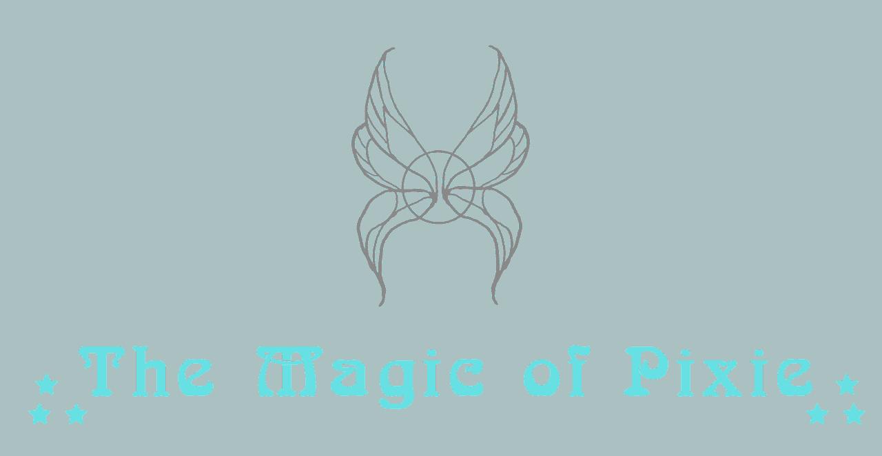 Magic of Pixie Logo