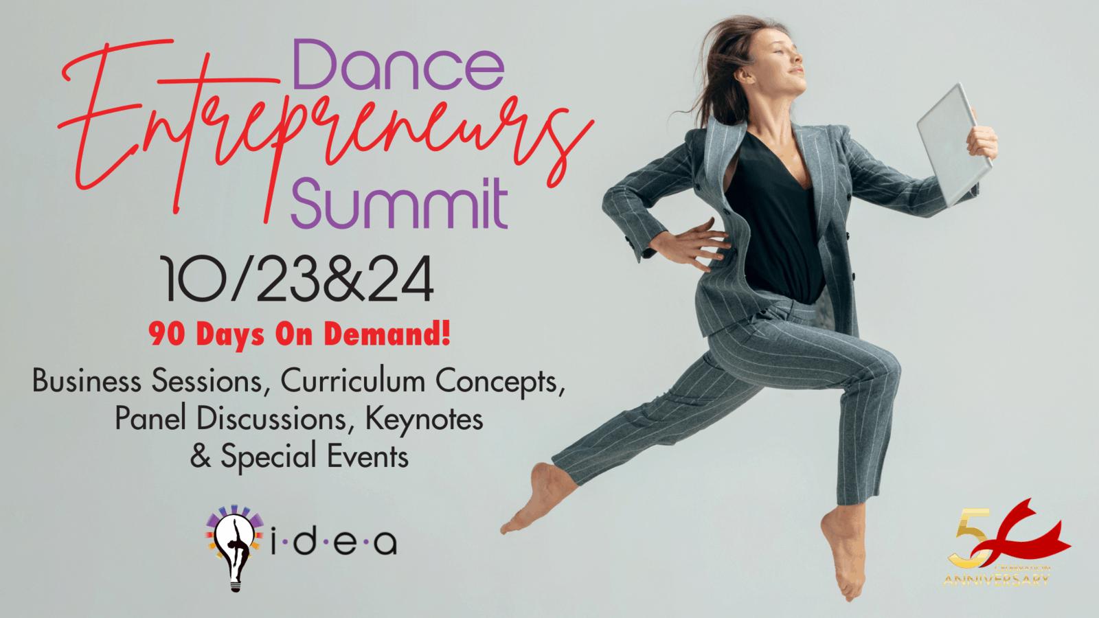 IDEA Dance Entrepreneurs Summit (2)