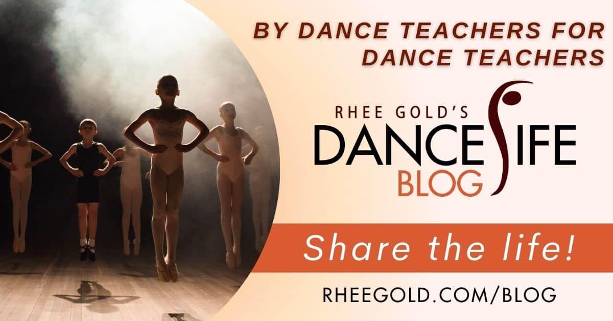 Rhee Gold's DanceLife Blog
