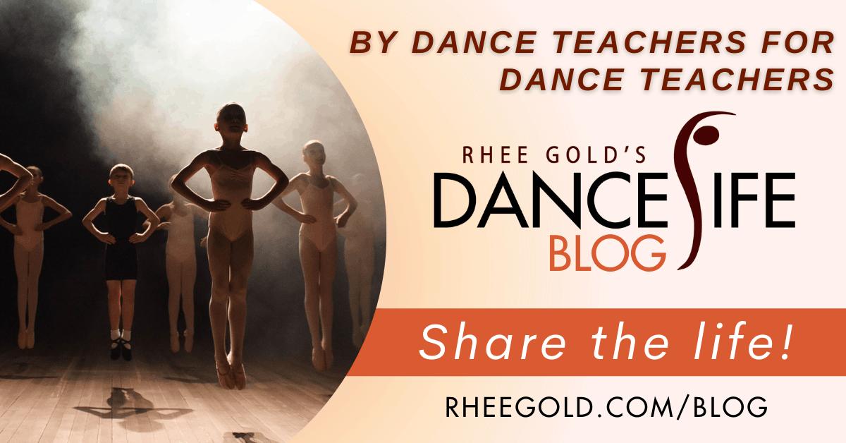 Rhee Gold's DanceLife Blog (2)